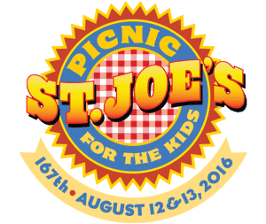 St. Joe's Picnic for the Kids, August 12 & 13, 2016
